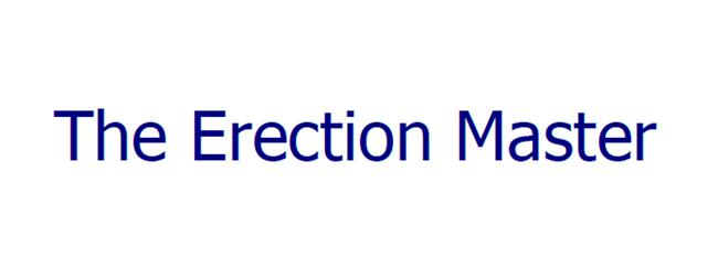 Erection Master