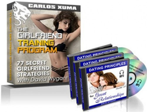 Carlos Xuma and David Wygant – 77 Secret Girlfriend Strategies
