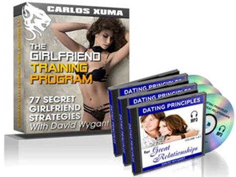 Carlos Xuma and David Wygant - 77 Secret Girlfriend Strategies