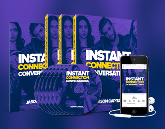 Jason Capital - Instant Connection Conversations