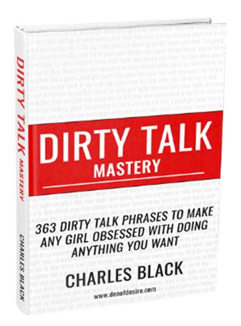 Charles Black - Dirty Talk Mastery