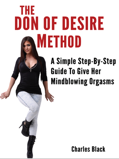 Charles Black - The Don of Desire Method