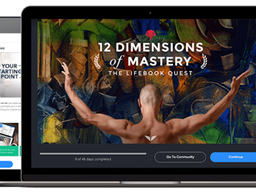 12 Dimensions of Mastery – MindValley