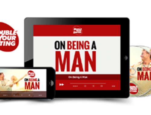 David DeAngelo – On Being a Man (Audio)