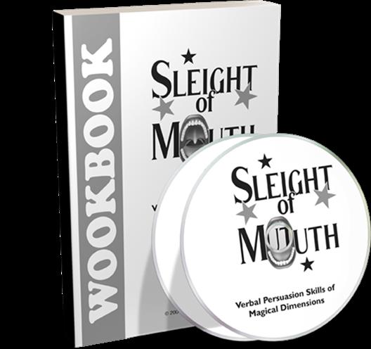 Doug O'Brien – Sleight of Mouth