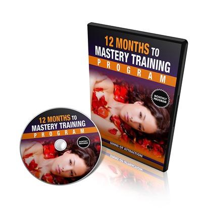 Jon Sinn - 12 Months To Mastery
