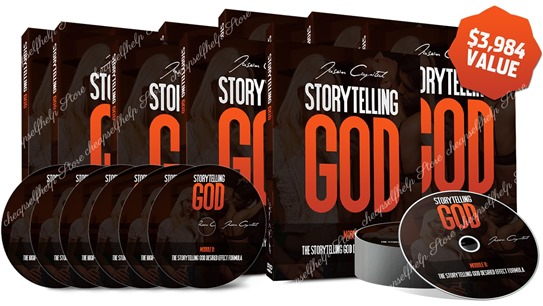Jason Capital - Storyteling God