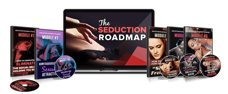 Jon Sinn - The Seduction Roadmap