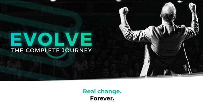 Kyle Cease - EVOLVE - The Complete Journey