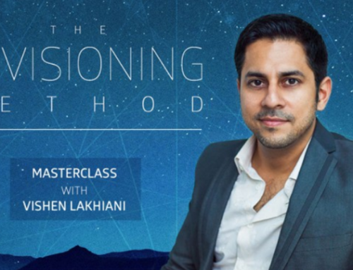 Vishen Lakhiani – The Envisioning Method