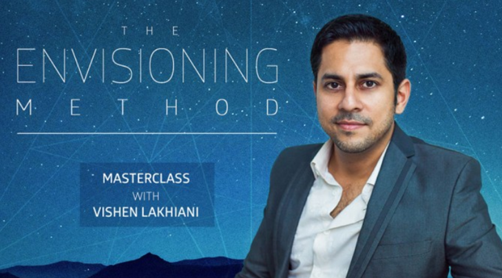 Vishen Lakhiani – Envisioning Method All Materials
