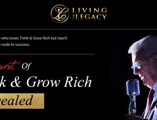 Bob Proctor – Living the Legacy