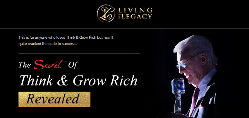 Bob Proctor - Living the Legacy