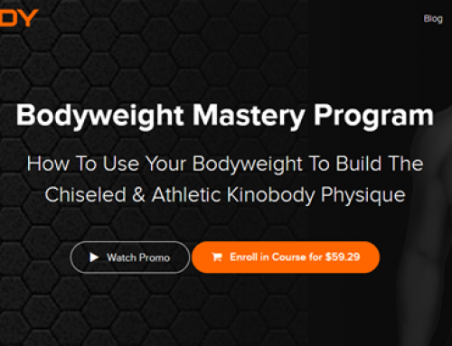 Bodyweight Mastery Program – Gregory O'Gallagher