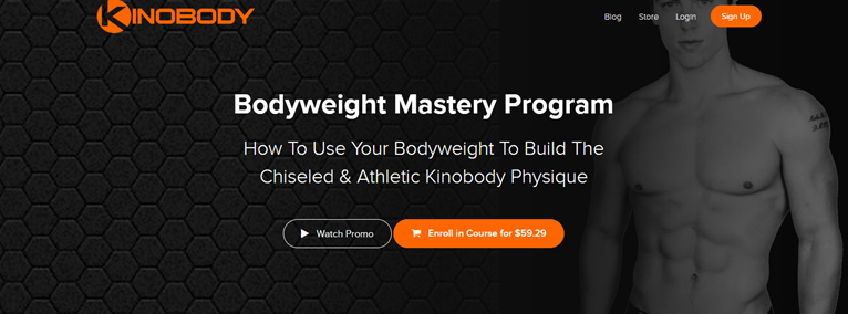 Bodyweight Mastery Program - Gregory O'Gallagher