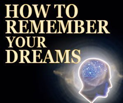 HowtoRememberYourDreams