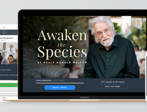 Neale Donald Walsch – Awaken The Species – Mindvalley