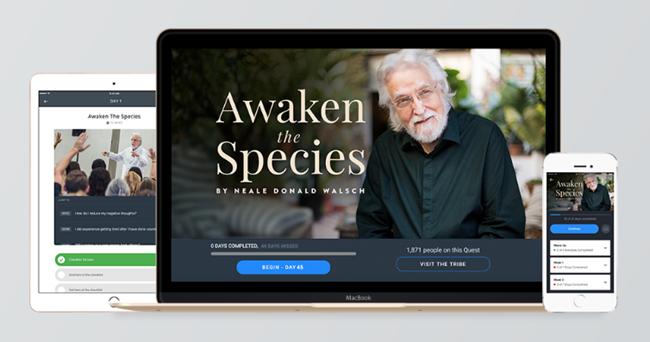Neale Donald Walsch - Awaken The Species