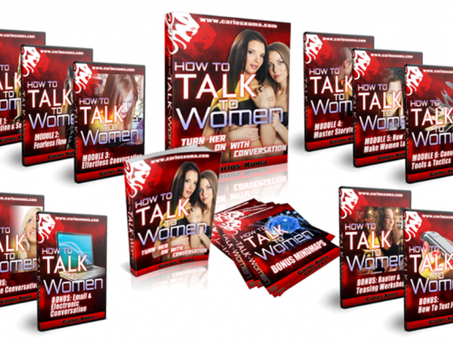 Carlos Xuma – How To Talk To Women