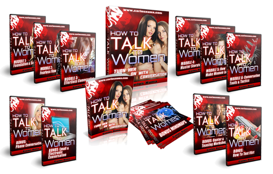 Carlos Xuma - How To Talk To Women