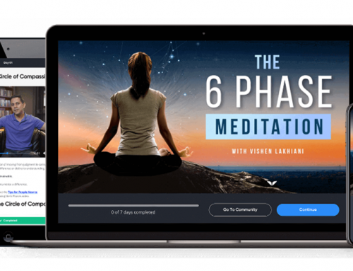 Vishen Lakhiani – The 6 Phase Meditation