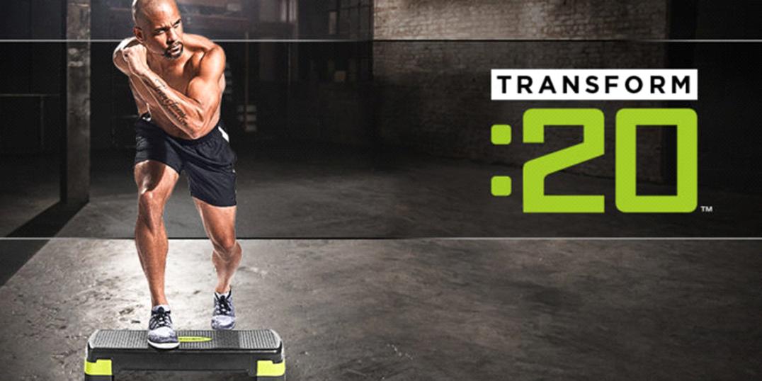 Transform 20 - Beachbody on Demand