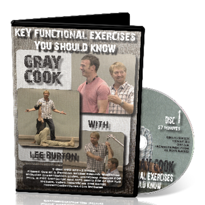 Gray Cook – Key Functional Exercises You Should Know