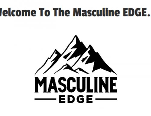 Masculine Edge – Dr.Farhan Khawaja