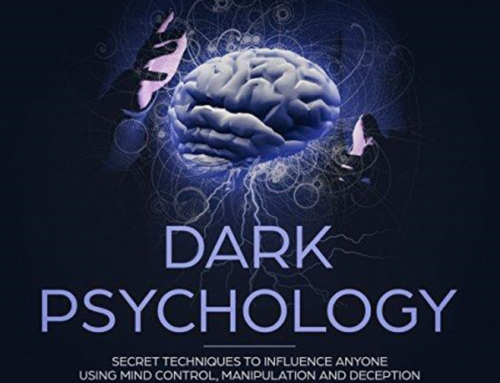 R.J. Anderson – Persuasion Dark Psychology