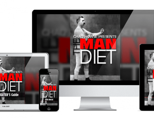 Chad Howse – Man Diet
