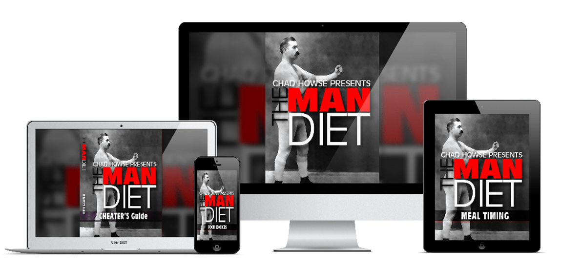 Chad Howse - Man Diet