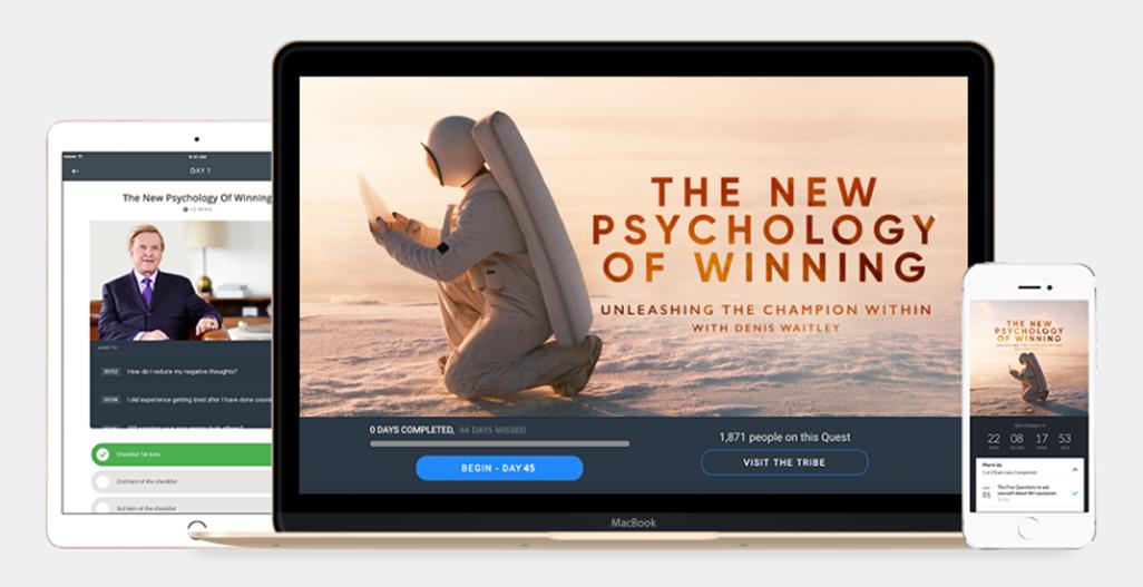 Denis Waitley – The New Psychology Of Winning - MindValley