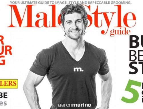 Aaron Marino – Alpha Man Style Tips