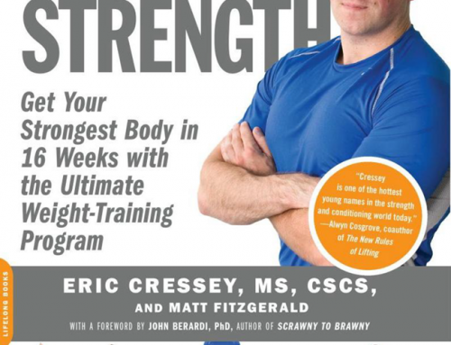 Eric Cressey – Maximum Strenght