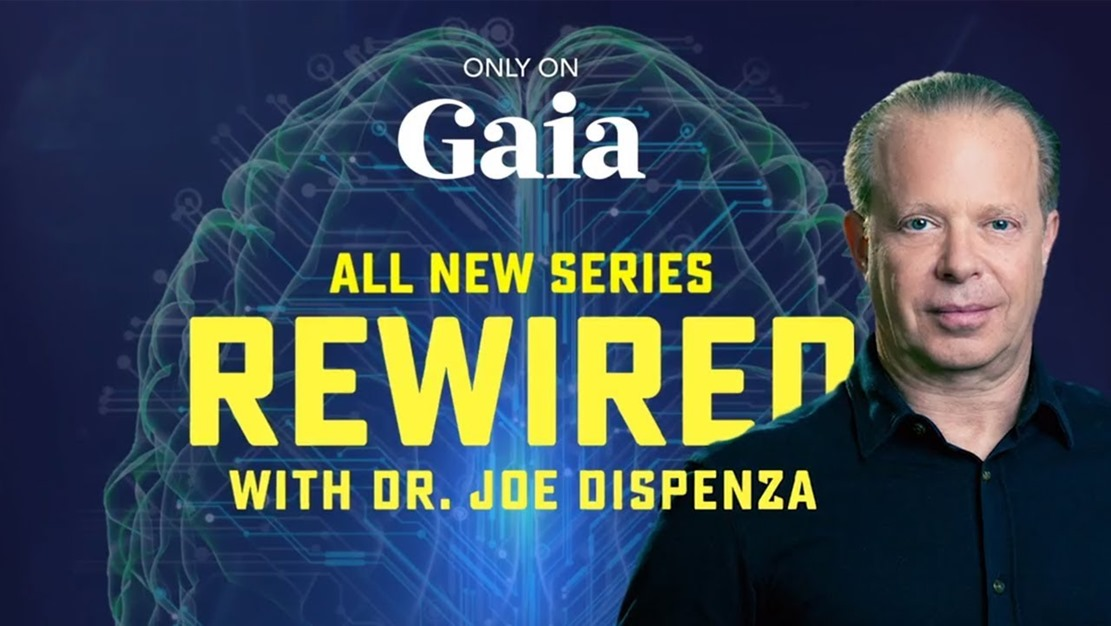 Rewired with Dr. Joe Dispenza