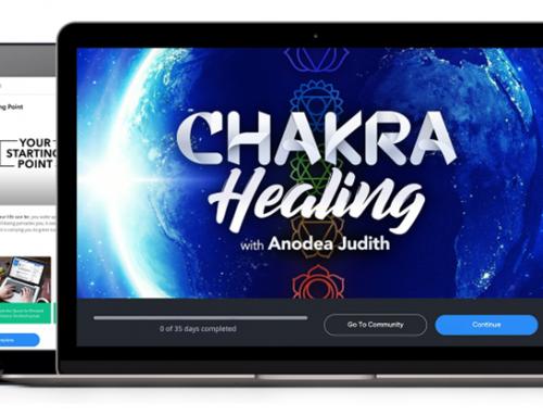 Chakra Healing – Anodea Judith – MindValley