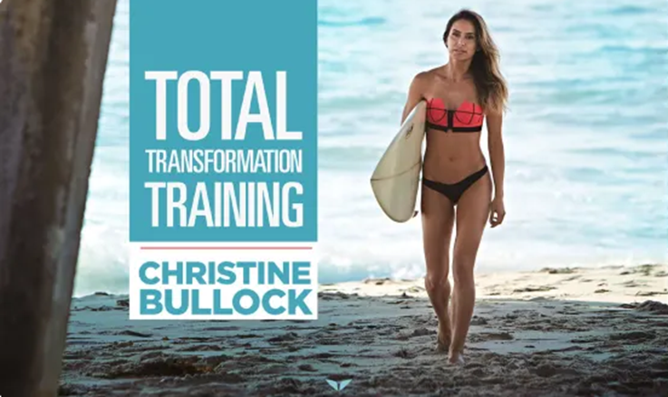 Christine Bullock – Total Transformation Training – MindValley