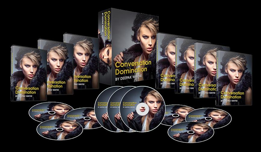 Conversation Domination – WayneDatingLifestyle