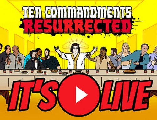 RSD Derek – Ten Commandments Resurrected