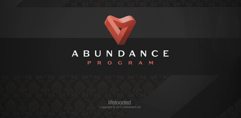 LifeLoaded - Abundance Program