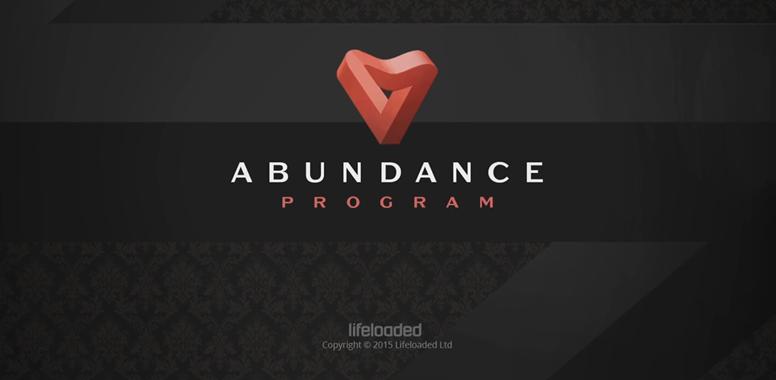 LifeLoaded - Abundance Program
