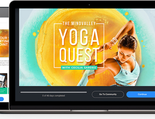 The Mindvalley Yoga Quest – Cecilia Sardeo