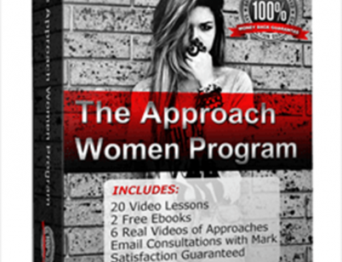 Mark Manson – Approach Women Program
