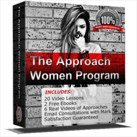 Mark Manson - Approach Women Program