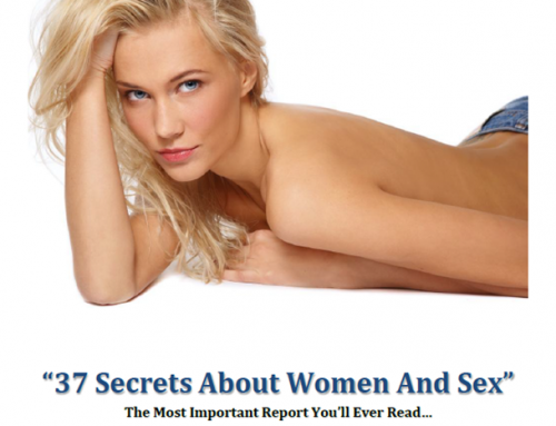 Adam Armstrong – 37 Secrets About Women And Sex
