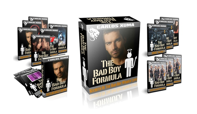 Carlos Xuma – Bad Boy Formula