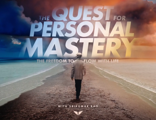 The Quest For Personal Mastery – Srikumar Rao – MindValley
